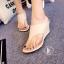 รองเท้าเตารีด แบบคีบ mcm 915-78-APR (สีแอปริคอท) thumbnail 2
