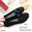 ผ้าใบพื้นสุขภาพสีดำ วัสดุผ้าเนื้อลูกฟูกนิ่มๆ 265-53-ดำ thumbnail 3