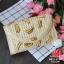 กระเป๋าสะพายกระเป๋าถือกระเป๋าสาน แฟชั่นนำเข้างานสาน hand made MB18-01101-YEL (สีเหลือง) thumbnail 1