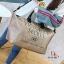 กระเป๋าแฟชั่นนำเข้า Style Victoria's secret BAI-201-GLD (สีทอง) thumbnail 5