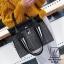 กระเป๋าสะพายกระเป๋าถือ แฟชั่นนำเข้าทรงยอดฮิตแบบแบรนด์ดัง MB18-01001-BLK (สีดำ) thumbnail 4