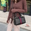 กระเป๋าถือแฟชั่นนำเข้า Style Gucci DLB-0002-BLK (สีดำ) thumbnail 4