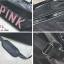 กระเป๋าแฟชั่นนำเข้า ปักเลื่อม PINK Style Victoria's secret BAI-1901-BLK (สีดำ) thumbnail 4