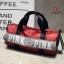 กระเป๋าแฟชั่นนำเข้า ด้านหน้าสกรีน PINK BAI-276-RED (สีแดง) thumbnail 1