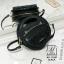 กระเป๋าสะพายกระเป๋าถือ แฟชั่นนำเข้าดีไซน์สุดเก๋ส์ AX-12357-BLK (สีดำ) thumbnail 1