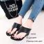 รองเท้าเตารีด แบบคีบ mcm 915-78-BLK (สีดำ) thumbnail 5