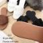 รองเท้าแตะหนัง Style Brand Herme DD22-ขาว (สีขาว) thumbnail 2