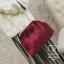 กระเป๋าสะพายกระเป๋าถือกระเป๋าขน แฟชั่นนำเข้าแบบขน fur สุดนุ่ม MB-17062-RED (สีแดง) thumbnail 1