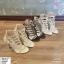 พร้อมส่ง รองเท้าส้นสูง สไตล์เกาหลี 16-1312-GLD [สีทอง] thumbnail 4