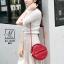 กระเป๋าสะพายกระเป๋าถือ แฟชั่นนำเข้าดีไซน์สุดเก๋ส์ AX-12357-RED (สีแดง) thumbnail 4
