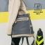 กระเป๋าเป้แฟชั่นงานนำเข้าทรงสุดฮิต สไตล์สุดฮิป MB18-01804-GRY (สีเทา) thumbnail 5