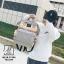 กระเป๋าเป้แฟชั่นงานนำเข้าสไตล์แบรนด์ดัง MB18-01904-YEL (สีเหลือง) thumbnail 3