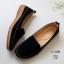 รองเท้าโลเฟอร์พื้นนิ้มสีดำ 2181-ดำ thumbnail 2