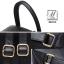กระเป๋าสะพายเป้กระเป๋าถือ เป้แฟชั่นนำเข้าดีไซน์สุด cute B22314-GRY (สีเทา) thumbnail 3