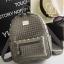 กระเป๋าสะพายเป้กระเป๋าถือ เป้แฟชั่นนำเข้าดีไซน์เก๋ส์ B-96-BRO (สีน้ำตาล) thumbnail 2