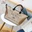 กระเป๋าแฟชั่นนำเข้า Style Victoria's secret BAI-201-GLD (สีทอง) thumbnail 1