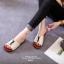 รองเท้าแตะผู้หญิงสีขาว สไตล์YSL sandals LB-602-WHI thumbnail 3