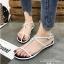 รองเท้าแตะผู้หญิงรัดส้นสีขาว Celine sandals LB-C55-1-WHI thumbnail 4