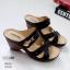 รองเท้าเพื่อสุขภาพสีดำ งานชู-ลิ-ซึ่ LB-10181-ดำ thumbnail 2