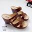 รองเท้าเพื่อสุขภาพสีม่วง งานชู-ลิ-ซึ่ LB-10181-ม่วง thumbnail 2