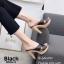 รองเท้าแตะส้นสูงแบบสวมไขว้ 3006-5-ดำ (สีดำ) thumbnail 3