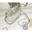 กระเป๋าสะพายกระเป๋าถือ ทรงกลมดีไซน์สุดเก๋ส์ แบรนด์ axixi AX-12432-CRM (สีครีม) thumbnail 4