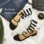 รองเท้าแตะแตะพันขาสีดำ Q-03-ดำ thumbnail 5