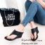 รองเท้าเตารีด แบบคีบ mcm 915-78-BLK (สีดำ) thumbnail 3