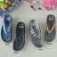 รองเท้าแตะพื้นสุขภาพสีกรม สไตล์ YT122-NAVY thumbnail 4