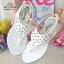 รองเท้าแตะลำลองรัดส้นสีขาว 992-31-ขาว thumbnail 3