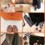 รองเท้าแตะหนัง Style Brand Herme DD22-ขาว (สีขาว) thumbnail 4