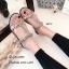 รองเท้าแตะโซ่คาดหน้า G4112-เทา (สีเทา) thumbnail 2