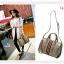 กระเป๋าถือทรงหมอนคาด แถบสี3Tone EMM-0001-GLD (สีทอง) thumbnail 4