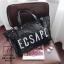 กระเป๋าสะพายกระเป๋าถือกระเป๋าปักเลื่อม แฟชั่นงานนำเข้าปักเลื่อมวิ๊บวับ MB18-00905-BLK [สีดำ] thumbnail 2