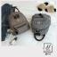กระเป๋าสะพายเป้กระเป๋าถือ เป้แฟชั่นนำเข้าแบรนด์ BEIBAOBAO แท้ B9911-BRO (สีน้ำตาล) thumbnail 4
