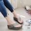 รองเท้าเพื่อสุขภาพสีเทา สไตล์ฟิทฟลอบ ชนชอป รุ่นคริสตัล LB-T119-เทา thumbnail 2