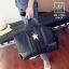 กระเป๋าสะพายกระเป๋าถือกระเป๋าเดินทาง TRAVEL BAG ดีไซน์เก๋ส์ MB-17055-BLK (สีดำ) thumbnail 3