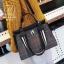 กระเป๋าสะพายกระเป๋าถือ แฟชั่นนำเข้าทรงยอดฮิตแบบแบรนด์ดัง MB18-01001-BLK (สีดำ) thumbnail 2