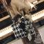 กระเป๋าสะพายกระเป๋าถือ แฟชั่นงานนำเข้าสไตล์แบรนด์ดังสุดหรู MB18-01301-BLK [สีดำ] thumbnail 3