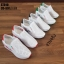 รองเท้าผ้าใบเสริมส้นสีแดง LB-ST010-RED thumbnail 5