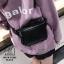 กระเป๋าแฟชั่นงานนำเข้าแบบคาดสุดฮิป MB18-01806-BLK (สีดำ) thumbnail 4