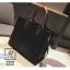 กระเป๋าสะพายกระเป๋าถือ แบรนด์ BEIBAOBAO แท้ ทรงสี่เหลี่ยมสุดเท่ห์ BT0044-BLK (สีดำ) thumbnail 1