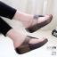 รองเท้าสุขภาพเสริมบุคลิกภาพสีเทา LB-317-1-เทา thumbnail 2