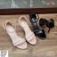 พร้อมส่ง รองเท้าส้นเข็มรัดข้อ K5906-PNK [สีชมพู] thumbnail 4