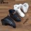 รองเท้าผ้าใบสีดำ LB-ST03-BLK thumbnail 5