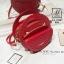 กระเป๋าสะพายกระเป๋าถือ แฟชั่นนำเข้าดีไซน์สุดเก๋ส์ AX-12357-RED (สีแดง) thumbnail 1