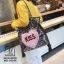 กระเป๋าสะพายกระเป๋าถือกระเป๋าปักเลื่อม แฟชั่นนำเข้าปักเลื่อมสุด cool MB18-00702-MIX [สีรุ้ง] thumbnail 5
