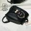 กระเป๋าสะพายเป้กระเป๋าถือ เป้แฟชั่นนำเข้าดีไซน์สุดน่ารัก AXI-A12315-BLK (สีดำ) thumbnail 4