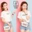 กระเป๋าแฟชั่นนำเข้าแบรนด์ BEIBAOBAO B10065-WHT (สีขาว) thumbnail 5