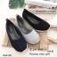 รองเท้าผ้าใบพื้นสุขภาพ 265-42-ดำ (สีดำ) thumbnail 5